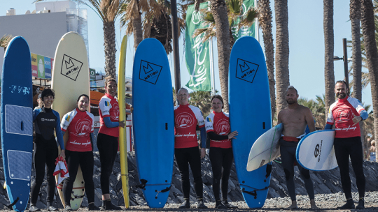 Surf Lessons and Camp, Volcano Surf Camp 4