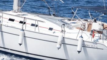 Exclusive Sailing Boats, White Tenerife