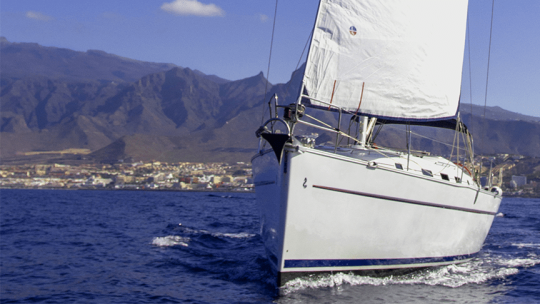 Exclusive Sailing Boats, White Tenerife 3