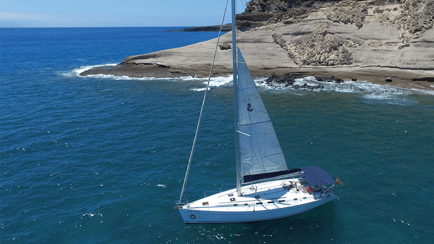 Exclusive Sailing Boats, White Tenerife 6